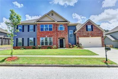 Lawrenceville Single Family Home For Sale: 1137 Cotton Oak Drive