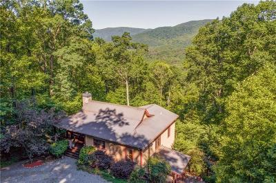 Gilmer County Single Family Home For Sale: 22 Prospectors Ridge