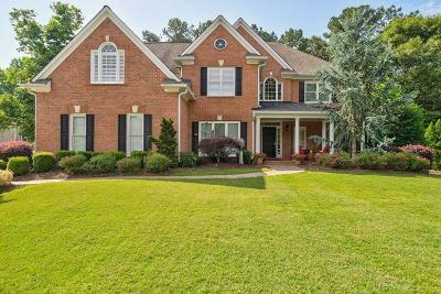 Alpharetta Single Family Home For Sale: 8130 High Hampton Chase