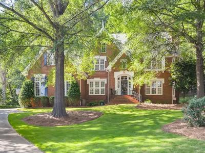 Roswell Single Family Home For Sale: 2150 River Cliff Drive