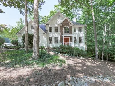 Canton Single Family Home For Sale: 108 Transart Parkway