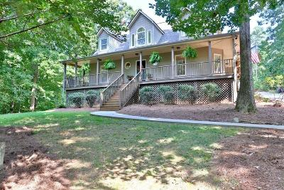 Gainesville Single Family Home For Sale: 3271 Hidden Valley Road