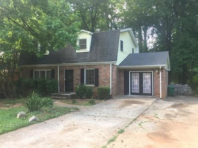 Decatur Single Family Home For Sale: 2370 Dawn Court