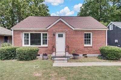Decatur Single Family Home For Sale: 2446 Lynn Iris Drive