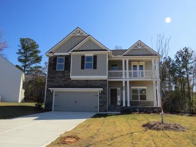 Douglasville Single Family Home For Sale: 7976 Dawson Lane
