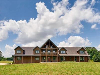 Carroll County, Coweta County, Douglas County, Haralson County, Heard County, Paulding County Single Family Home For Sale: 280 Virginia Trail