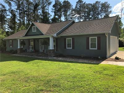 Acworth Single Family Home For Sale: 2799 County Line Road NW