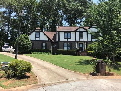 Lawrenceville Single Family Home For Sale: 3300 Townley Place