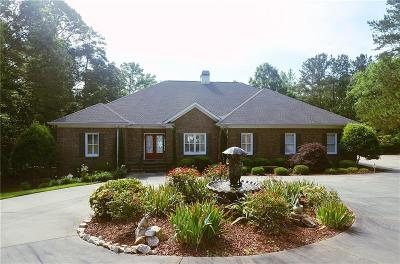 Buckhead Single Family Home For Sale: 1401 Morgan Drive