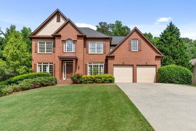 Alpharetta Single Family Home For Sale: 1020 Windhaven Drive