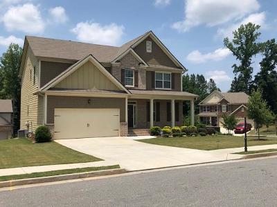 Lilburn Single Family Home For Sale: 4228 Amberleaf Walk