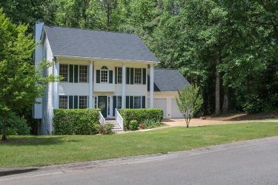 Dallas Single Family Home For Sale: 187 Camden Knoll