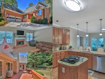 Alpharetta Single Family Home For Sale: 932 Hawkhorn Court