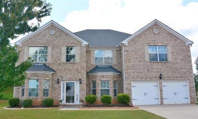 Douglasville Single Family Home For Sale: 3611 Morinda Drive