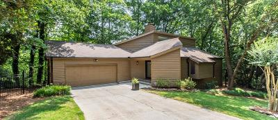 Roswell Single Family Home For Sale: 125 Beech Lake Court