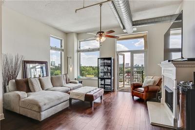 Atlanta Condo/Townhouse For Sale: 3820 Roswell Road NE #807