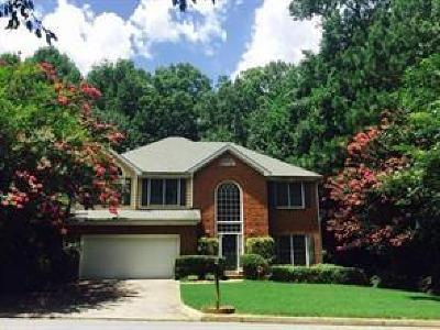Tucker Single Family Home For Sale: 424 Rams Court