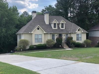 Snellville Single Family Home For Sale: 2891 Overwood Lane
