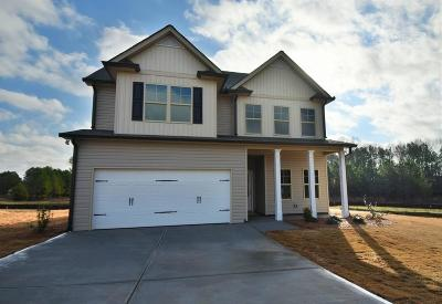 Cartersville Single Family Home For Sale: 5 Saddlebrook Drive