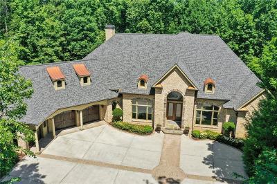 Suwanee Single Family Home For Sale: 600 Watersedge