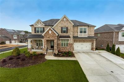 Forsyth County Single Family Home For Sale: 2715 Pine Slope Drive