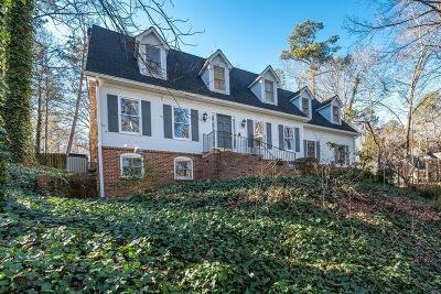 Roswell Single Family Home For Sale: 575 Steeple Run