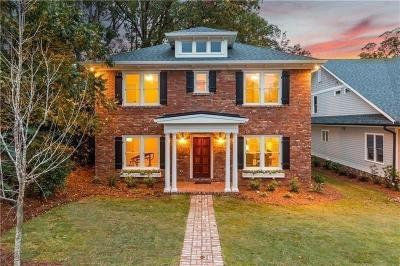 Decatur Single Family Home For Sale: 148 Maediris Drive