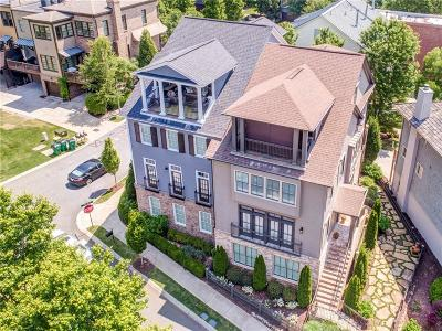 Woodstock Condo/Townhouse For Sale: 403 Latimer Street