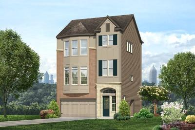 Atlanta Single Family Home For Sale: 503 Broadview Place NE