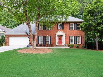 Alpharetta GA Single Family Home For Sale: $449,900