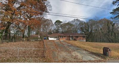 Atlanta Single Family Home For Sale: 462 Hiawassee Drive SW