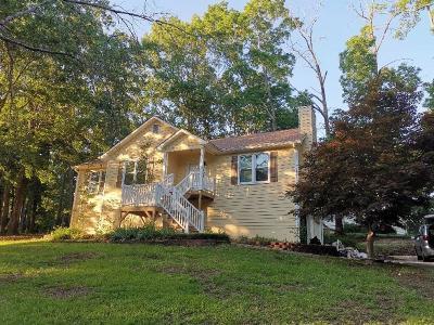 Dallas Single Family Home For Sale: 457 Williams Road