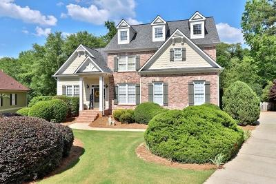 Canton Single Family Home For Sale: 718 Sweet Gum Way