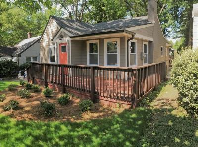 Atlanta Single Family Home For Sale: 193 Mathewson Place SW