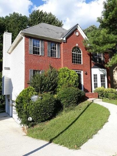 Austell Single Family Home For Sale: 912 Peel Castle Lane