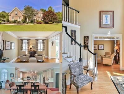 Johns Creek Single Family Home For Sale: 605 Falls Lake Drive