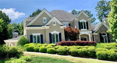 Johns Creek GA Single Family Home For Sale: $1,100,000