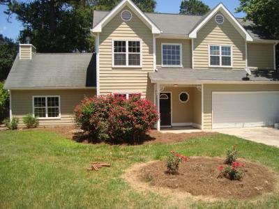 Loganville GA Single Family Home For Sale: $219,900