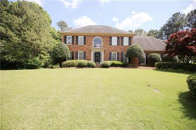Snellville Single Family Home For Sale: 1117 Hardwyck Pass
