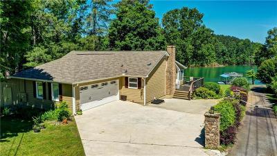 Buford Single Family Home For Sale: 6652 Garrett Road
