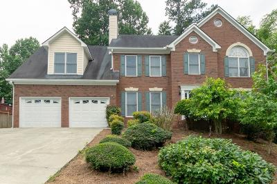 Acworth Single Family Home For Sale: 5201 Camden Lake Parkway