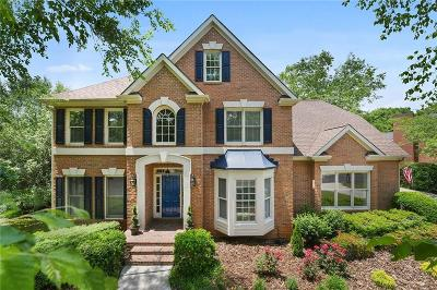 Alpharetta Single Family Home For Sale: 1285 Briers Creek Drive