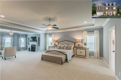 Buford Single Family Home For Sale: 5928 Ashley Falls Lane