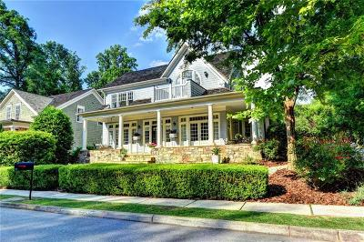 Cumming Single Family Home For Sale: 7010 Vickery Creek Road