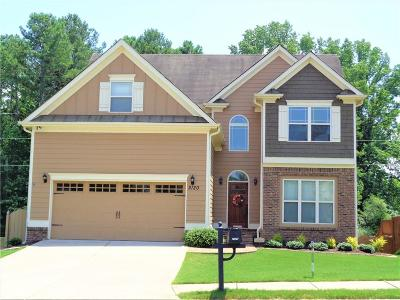 Forsyth County Single Family Home For Sale: 2120 Creole Circle