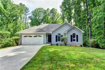 Forsyth County Single Family Home For Sale: 3830 Meadow Crest Way