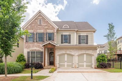 Johns Creek GA Single Family Home For Sale: $625,000