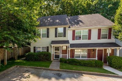 Atlanta Condo/Townhouse For Sale: 2033 Shawn Wayne Circle SE