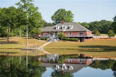 Monroe Single Family Home For Sale: 3440 Carl Moon Road NW
