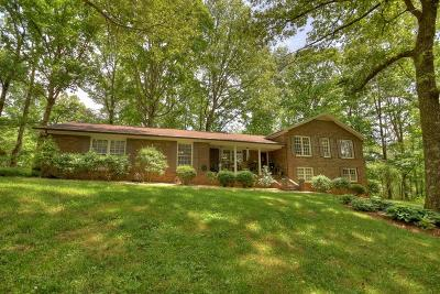 Gilmer County Single Family Home For Sale: 822 Tails Creek Road